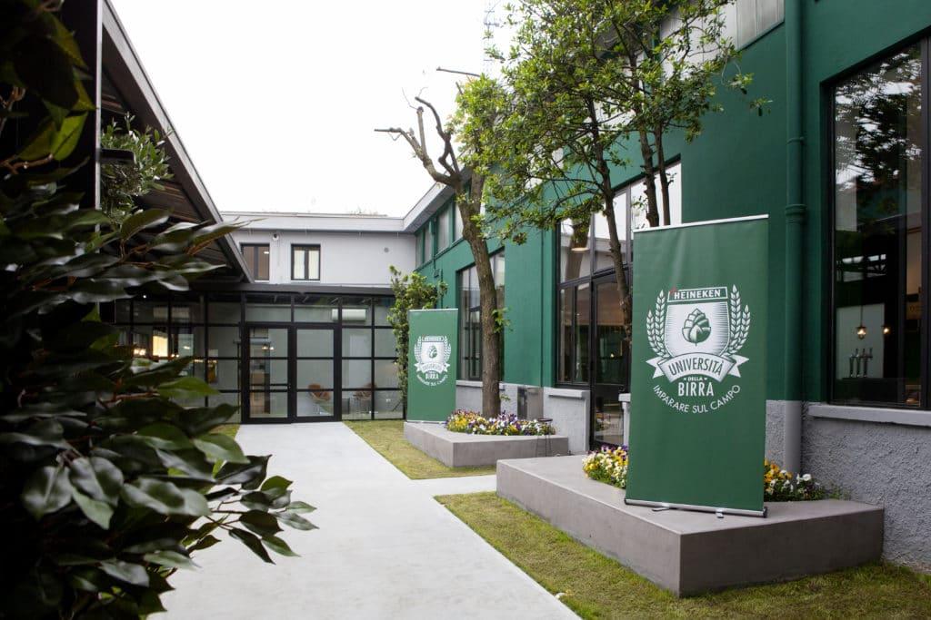 Università della Birra nel quartiere di Lambrate