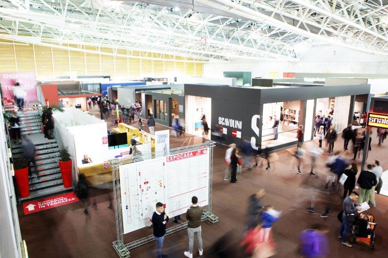 Salone del Design di Torino Expocasa
