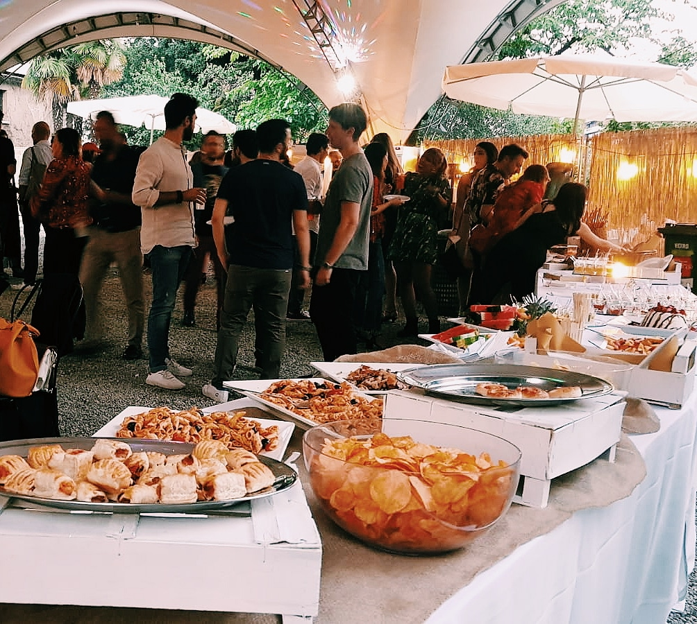 Bar, Catering & Banqueting