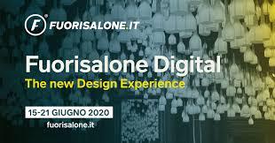 Fuorisalone Digital 2020 - Prima edizione