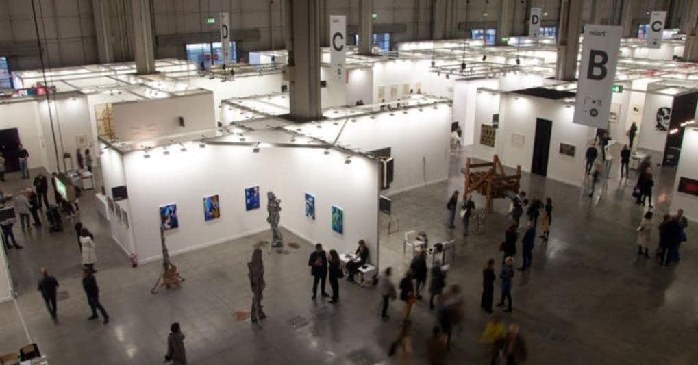 Miart - La fiera d'arte moderna e contemporanea
